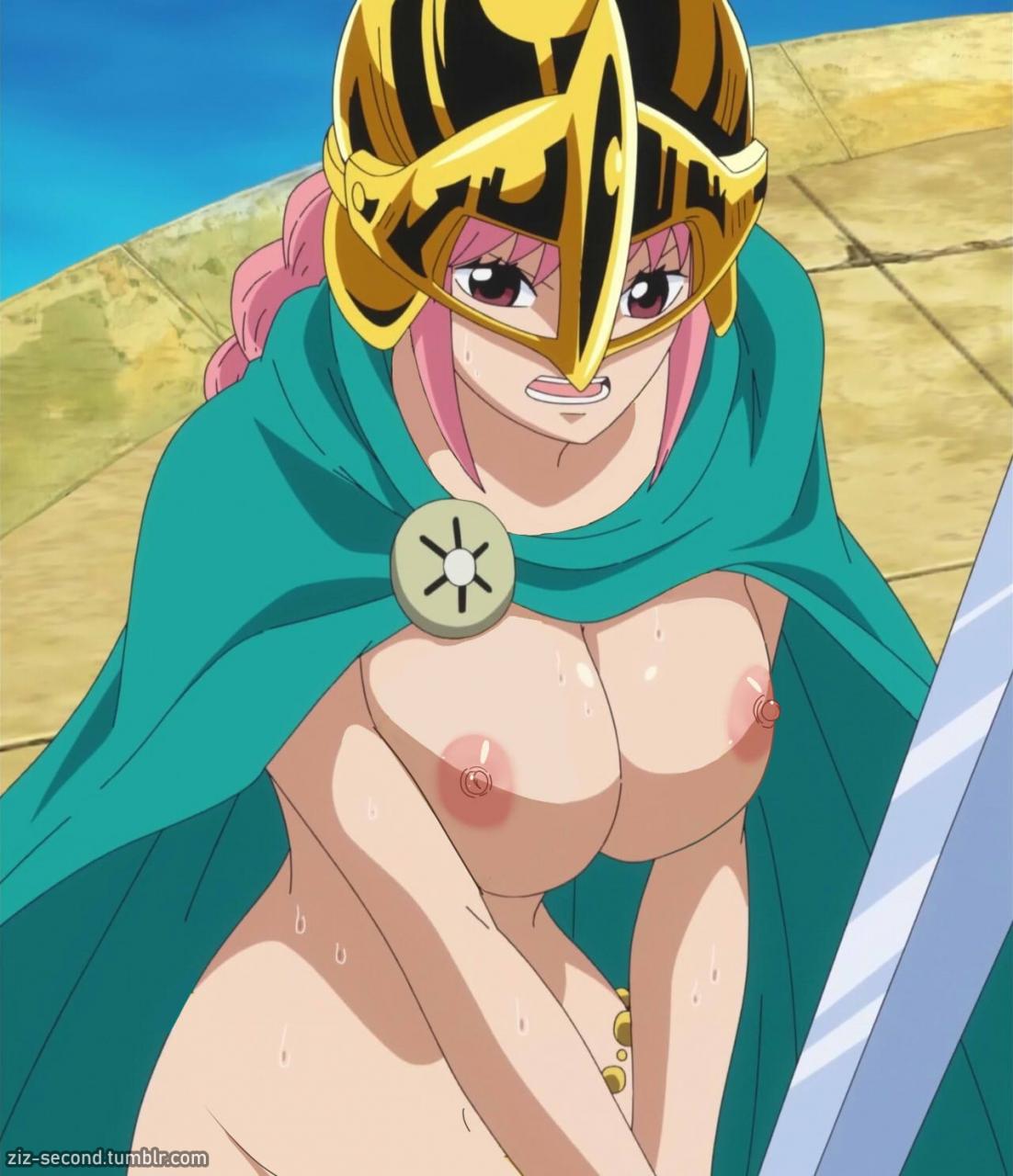 Hentai one rebecca piece One Piece